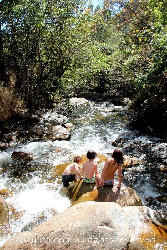 Fun summer times in Vilcabamba
