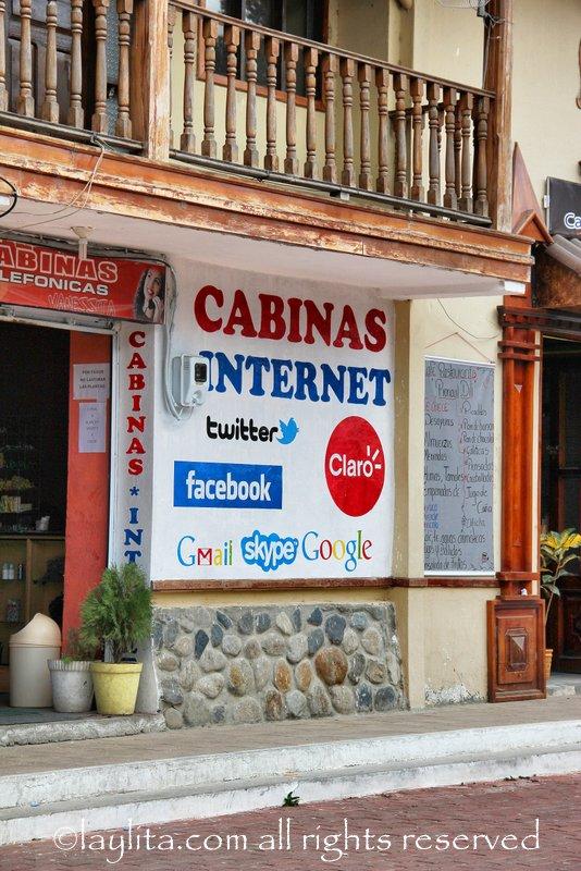 Impact of modern day life on Vilcabamba