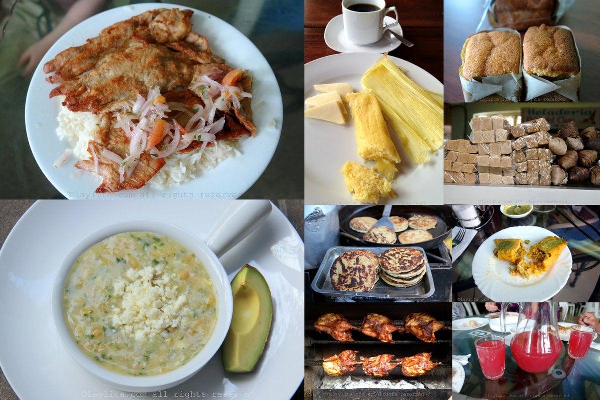What to eat in Loja, Ecuador