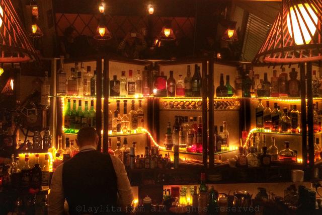 Imperial Craft Cocktail Bar in Tel Aviv