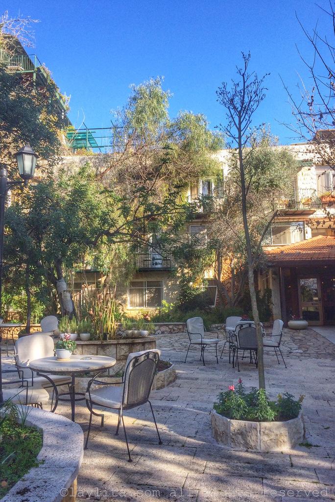 Mizpe Hayamim Spa Hotel in Rosh Pina