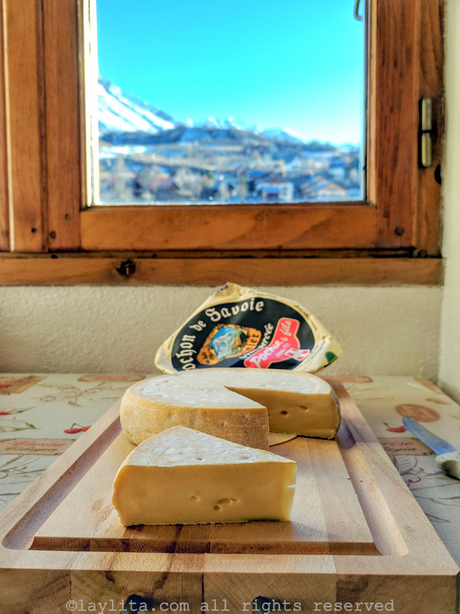 Cheeses to try in the Alps