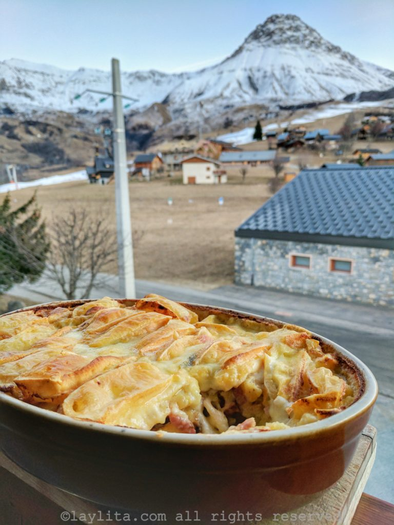 Food and dishes to try in the Alps