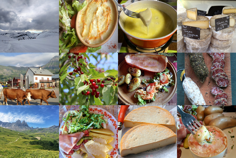 What to eat in the French Alps