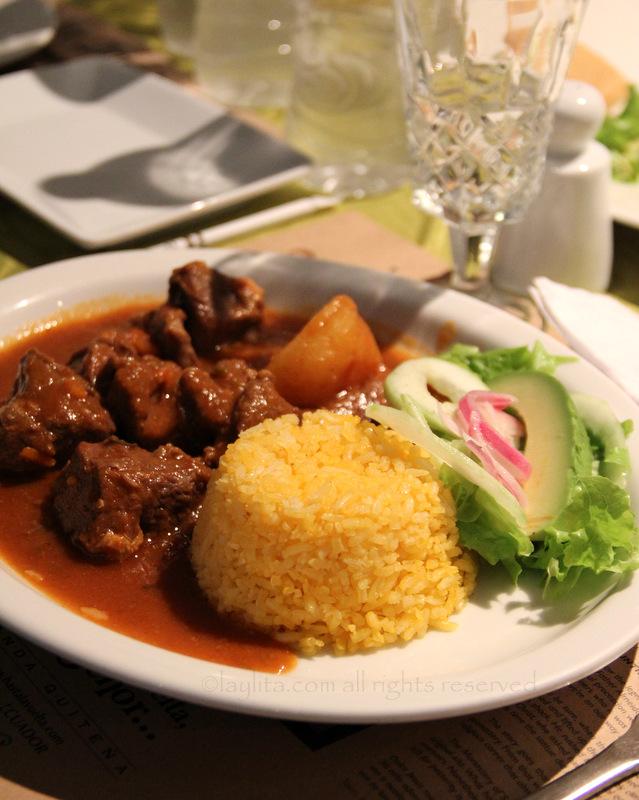 Seco de chivo en quito viajes y turismo for Como cocinar carne de chivo