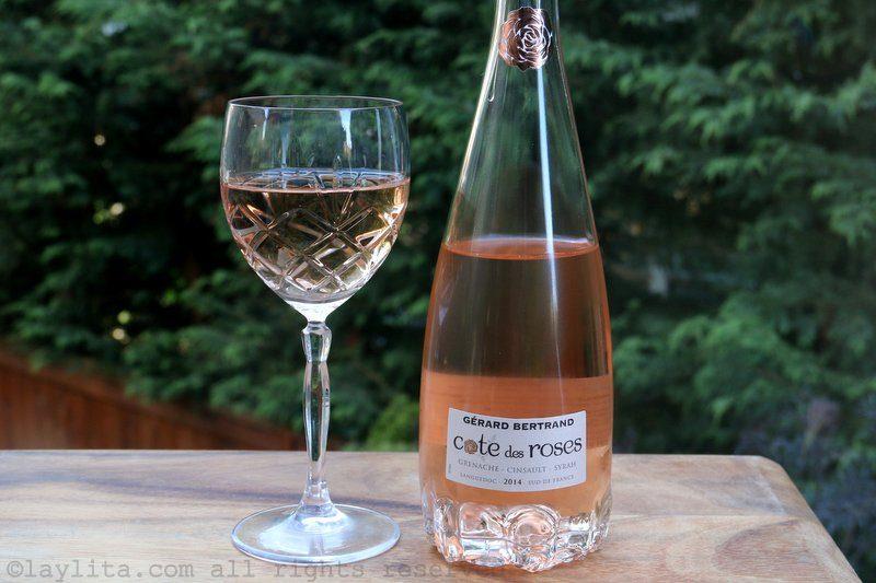 Gérard Bertrand Côte des Roses wine