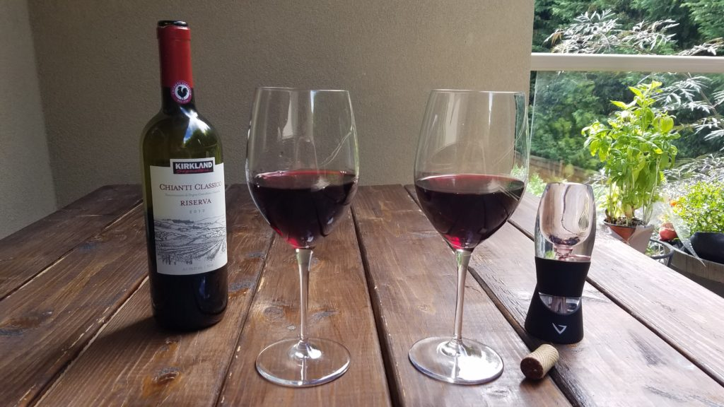How to drink and what to eat with Chianti wine