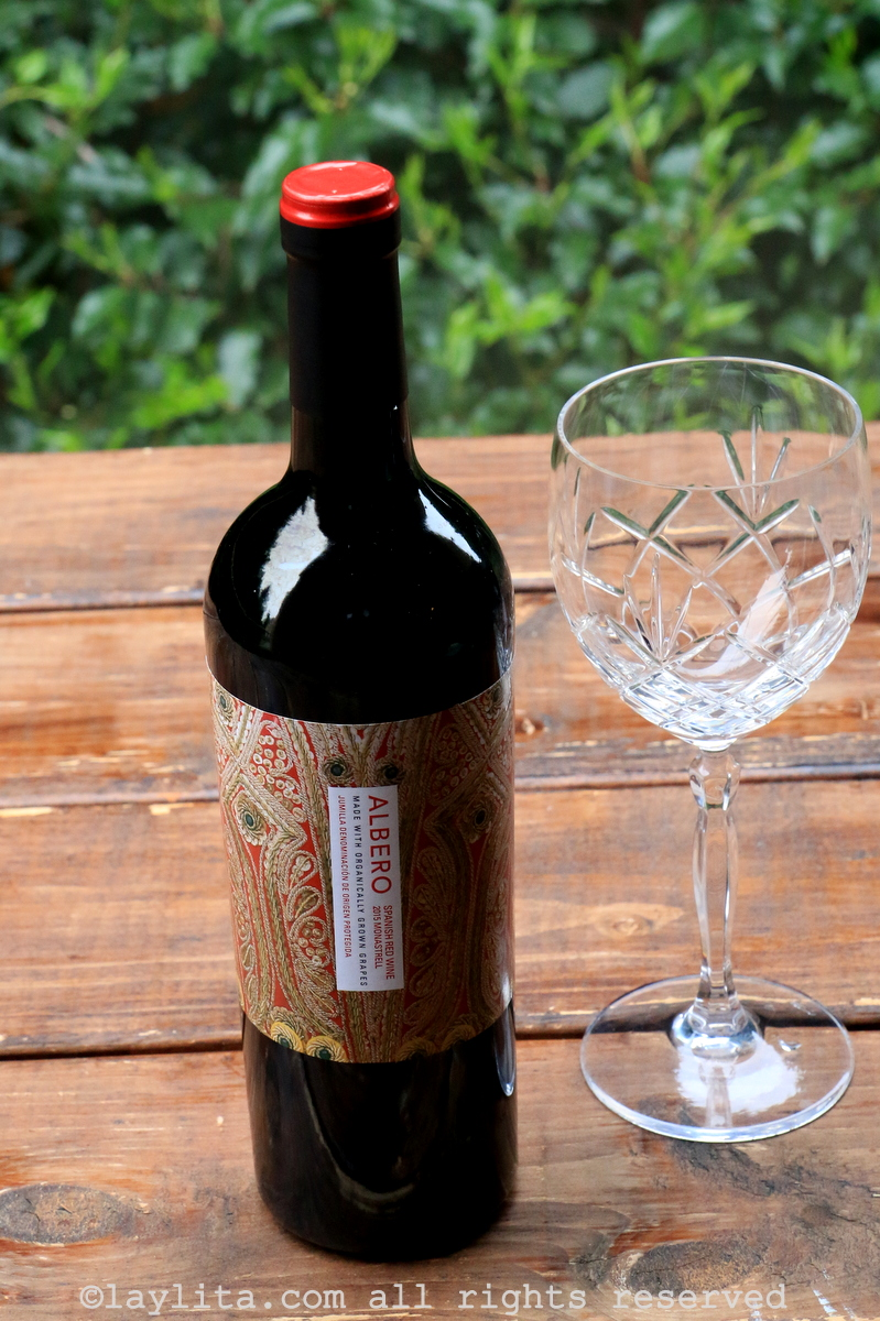 Albero Monastrell Spanish Red