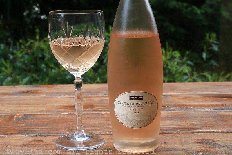 Côtes de Provence Kirkland Signature rosé wine review