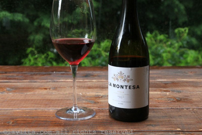 La Montesa Spanish Rioja red wine review