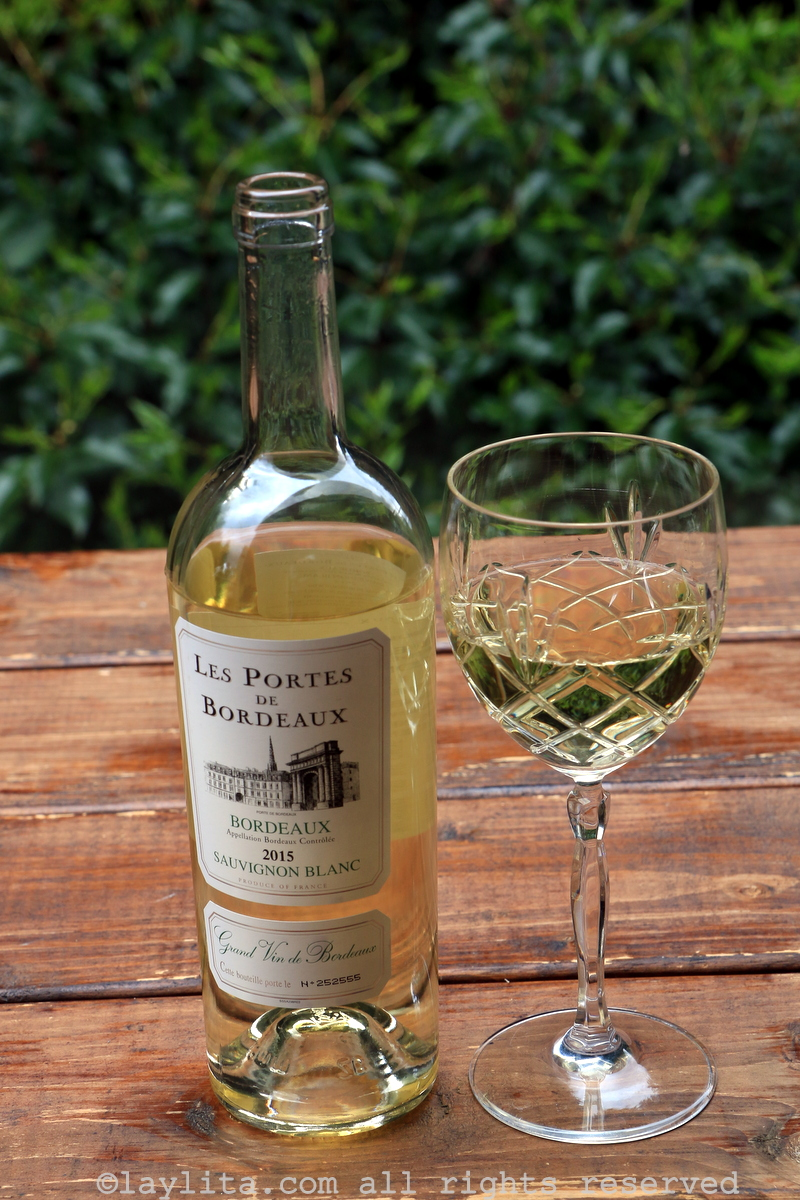 Portes de Bordeaux white wine review